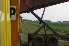 Groente transport
