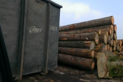 container- hout
